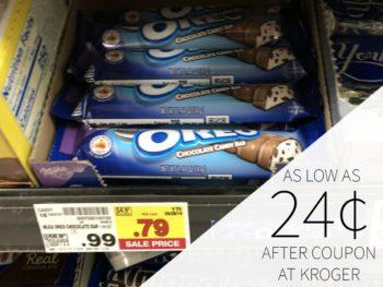 Milka Oreo Bar - As Low As 24¢ At Kroger