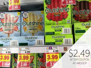 Outshine Fruit Bars Just $1.99 During The Kroger Mega Sale 1