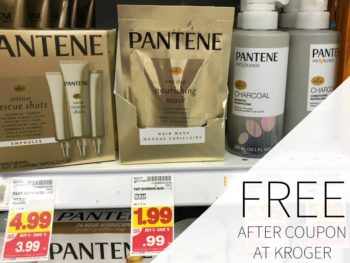 photo about Printable Pantene Coupons $5 3 identify Pantene discount codes I Center Kroger