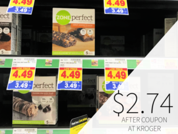 Zone Perfect Multipack Only $2.74 At Kroger