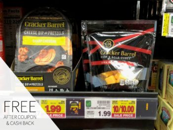 More Free & Cheap Cracker Barrel Snacking Cheeses 1
