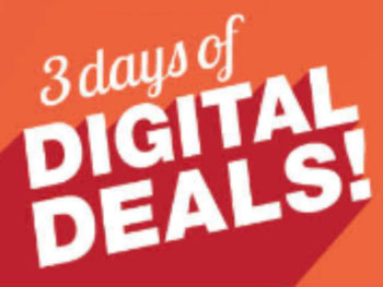 Load Your Coupons For The 3 Days Of Digital Deals 1