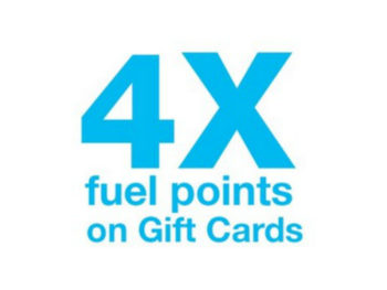 4x Kroger Fuel Points When You Buy Gift Cards (Coupon Valid Through 6/18)
