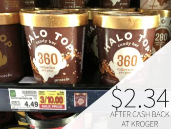 graphic regarding Halo Top Printable Coupon known as halo greatest coupon I Centre Kroger