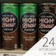 High Brew Coffee Just 24¢ At Kroger