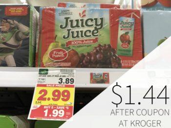 Juicy Juice Boxes Just $1.44 During The Kroger Mega Sale