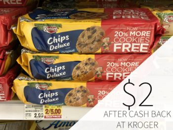 Keebler Cookies Just $2 At Kroger
