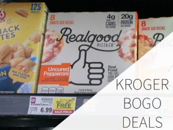 Kroger BOGO Deals - June 14
