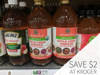 Southwestern Brussels Sprouts Slaw - Enjoy Big Flavor & Save Big On Nature's Intent Organic Apple Cider Vinegar At Kroger 2