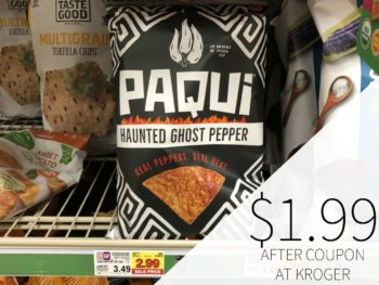 Paqui Tortilla Chips Just $1.99 At Kroger