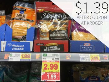 Sargento Reserve Series Shredded Cheese Just $1.39 During The Kroger Mega Sale