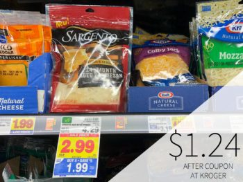 Sargento Cheese Slices As Low As $1.37 Each During The Kroger Mega Sale 2
