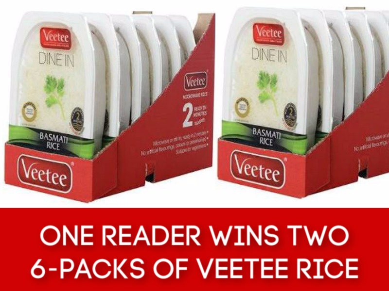Pick Up Veetee Rice For A Quick & Convenient Meal + One Reader Wins Free Veetee Rice 1