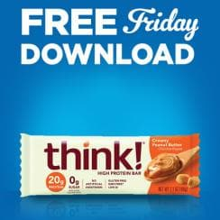 Kroger Free Friday Download - Free think! Bar