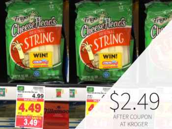 Frigo String Cheese Only $3.99 During The Kroger Mega Sale