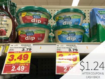 Hidden Valley Dip As Low As $1.74 At Kroger 1