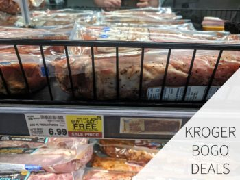 Kroger BOGO Deals Week Of 7/18