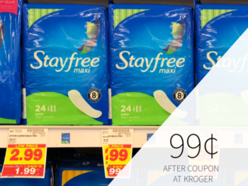 New Stayfree & Playtex Coupons -