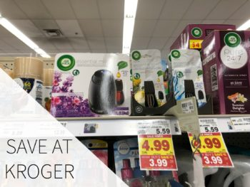 Air Wick Essential Mist Refill As Low As 49¢ At Kroger 2