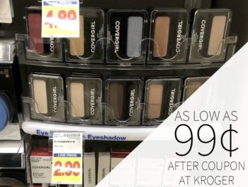 Covergirl Mascara As Low As $2.79 At Kroger 1