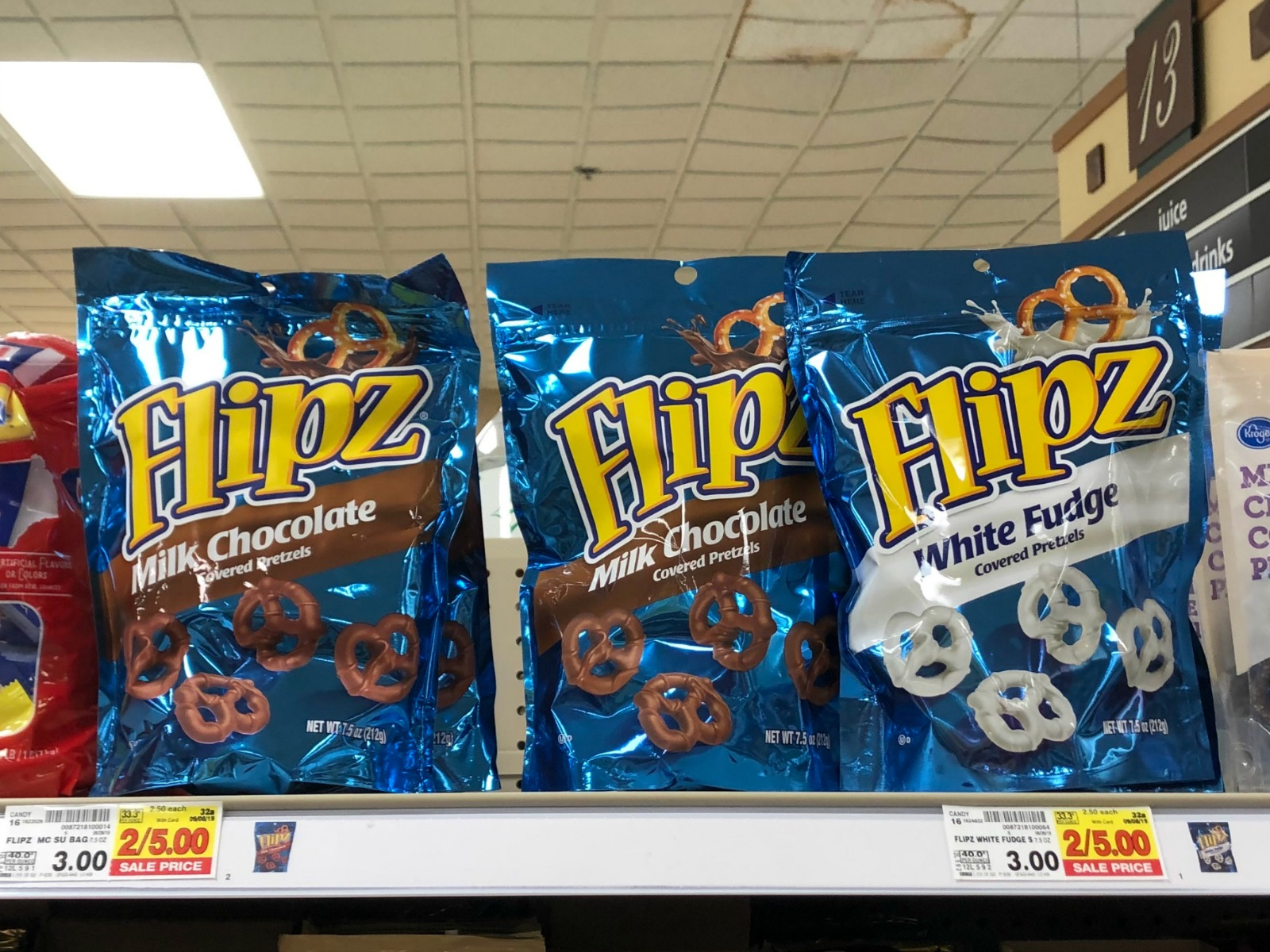 Stock Up On Your Favorite FLIPZ® Snacks At Kroger & Enter The FLIPZ® Summer Snack Hackz Instant Win Game 1