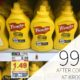 French's Classic Yellow Mustard Just 99¢ At Kroger