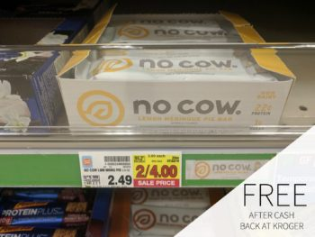 Reminder - FREE Now Cow Bar At Kroger