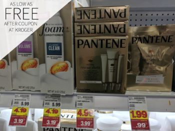 Pantene Haircare As Low As $1.32 During The Kroger Mega Sale 1
