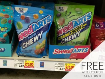 Sweetarts Chewy Candy As Low As FREE At Kroger