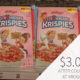New Kellogg's Strawberry Krispies Cereal Coupon - Just $ 1