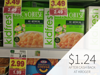 Kidfresh Products As Low As $1.24 During The Kroger Mega Sale 1
