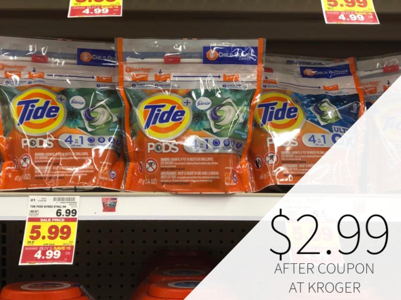 Tide Detergent Only