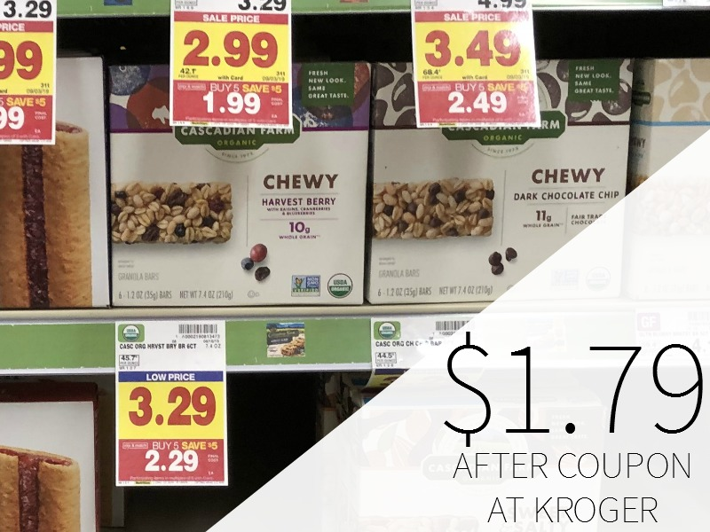 New Snack Coupons - Save At Kroger 1