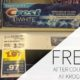 FREE Crest Toothpaste During The Kroger Mega Sale