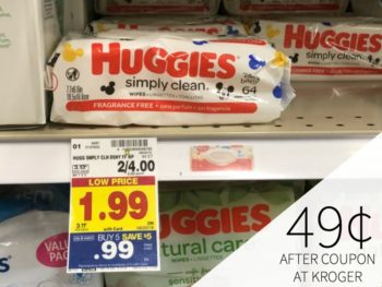 graphic about Huggies Wipes Coupon Printable known as huggies wipes coupon I Centre Kroger