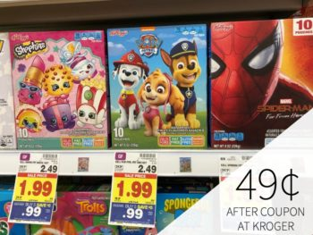 Betty Crocker Fruit Snacks Just 99¢ During The Kroger Mega Sale