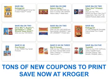 Happy 1st Day Of August - Huge List Of New Coupons To Print