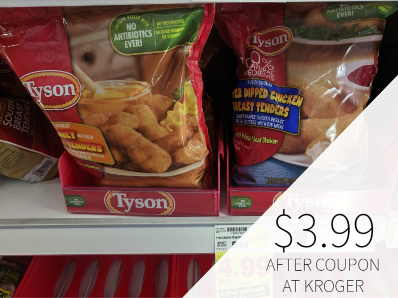 Tyson chicken coupons 2019