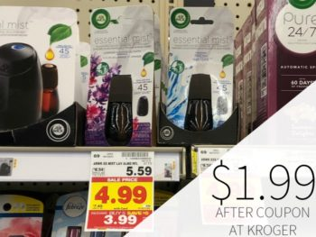 Air Wick Refills Just $1.99 During The Kroger Mega Sale