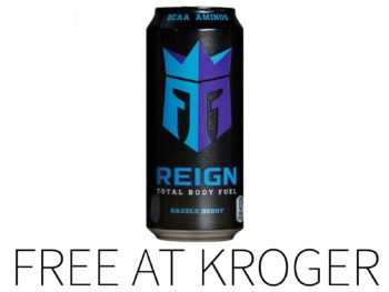 Kroger Free Friday Download - Free Reign Energy Drink