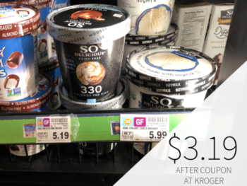 So Delicious Products Only $3.19 At Kroger