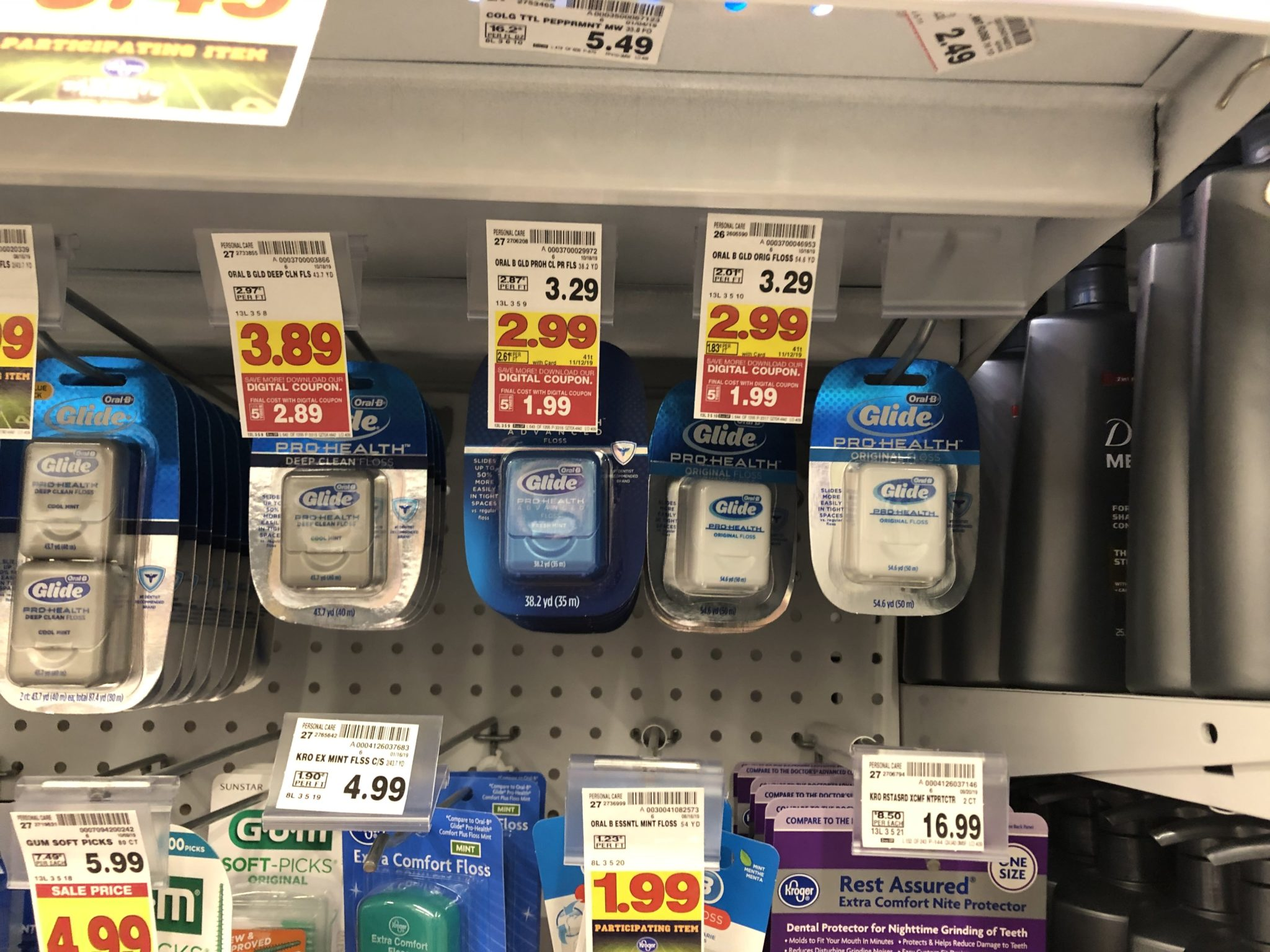 Oral-B Floss As Low As FREE At Kroger