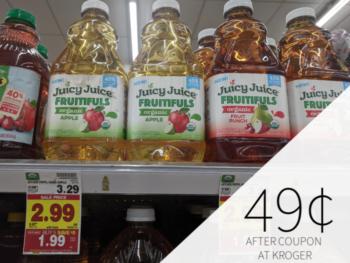 Juicy Juice Fruitifuls As Low As $1.79 At Kroger 2