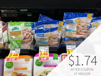 Perdue Fully Cooked Sliced Chicken Just $1.74 At Kroger