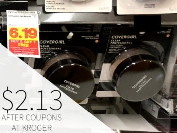 New Covergirl Coupons - Loose Powder As Low As $2.13 Each At Kroger