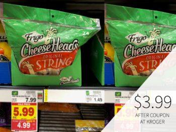 Frigo String Cheese Just $3.99 During The Kroger Mega Sale (17¢ Per Serving)