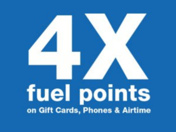 4x Kroger Fuel Points When You Buy Gift Cards (Coupon Valid Through 11/03)