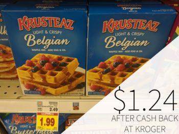 Krusteaz Pancake or Waffle Mix