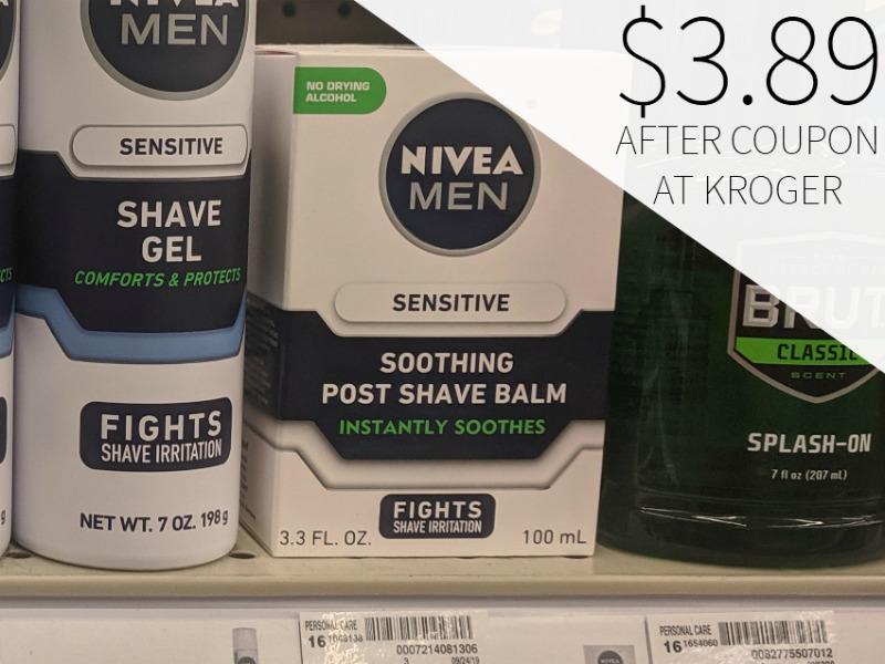 Nivea Men Post Shave Balm
