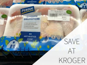Perdue Chicken As Low As $0.99/lb At Kroger